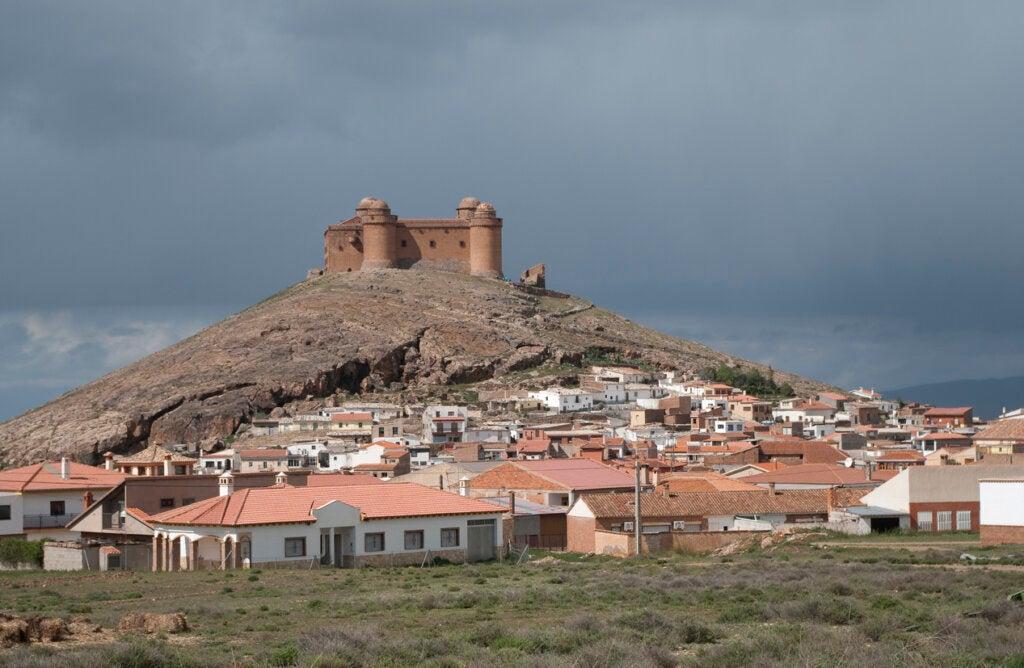 La historia del castillo de la Calahorra, en Granada