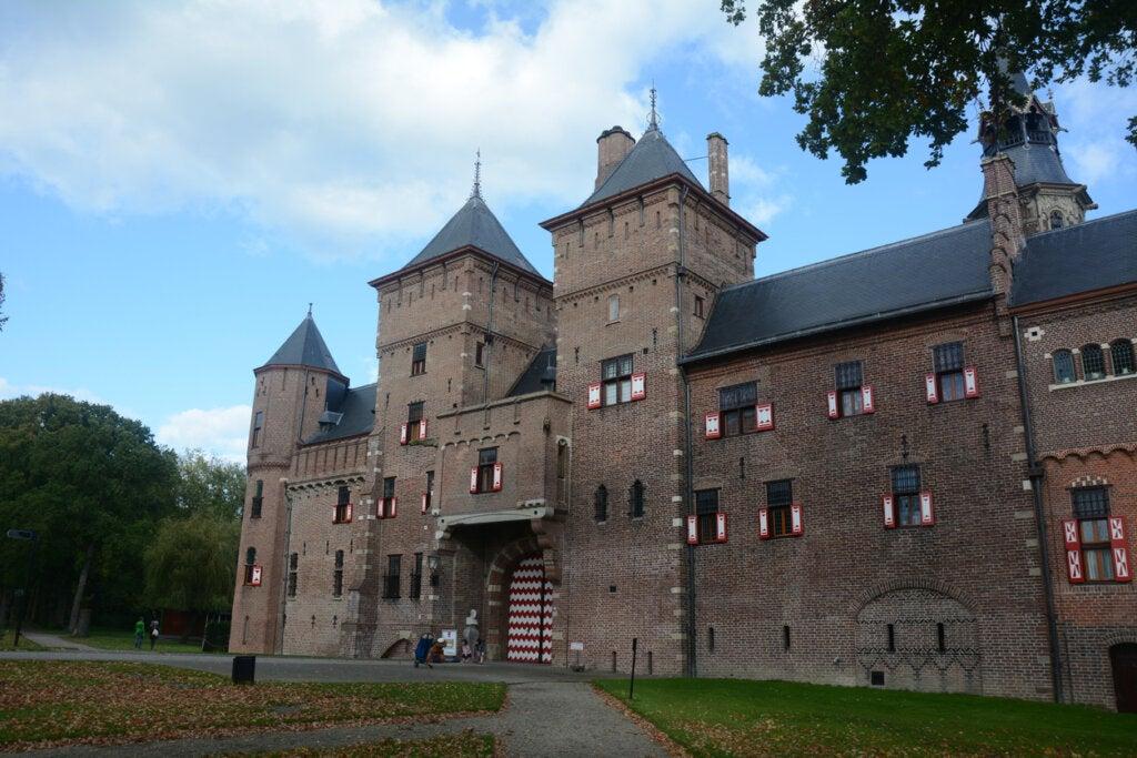 Castillo de Haar: el más grande de Holanda