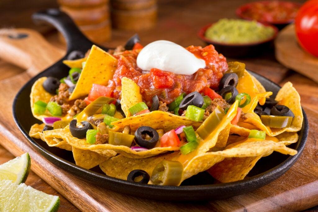 México es uno de los mejores destinos gastronómicos gracias a los nachos y varias otras comidas.