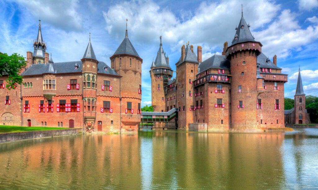 Su gran tamaño es una de las cualidades del castillo de Haar.