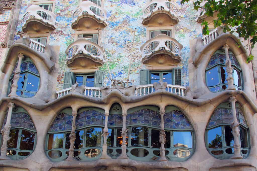 La Casa Batlló lleva a sus visitantes a «un viaje por la mente de Gaudí»