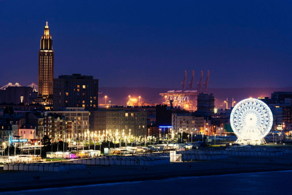 Le Havre: resucitada y vanguardista