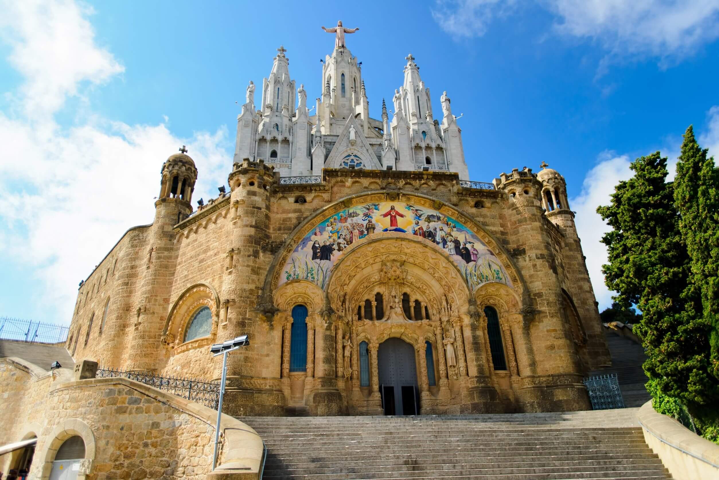 ¿Qué ver en el Templo Expiatorio del Sagrado Corazón?