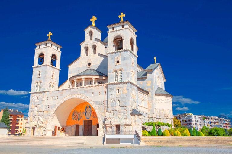 La impresionante catedral de la Resurrección de Cristo