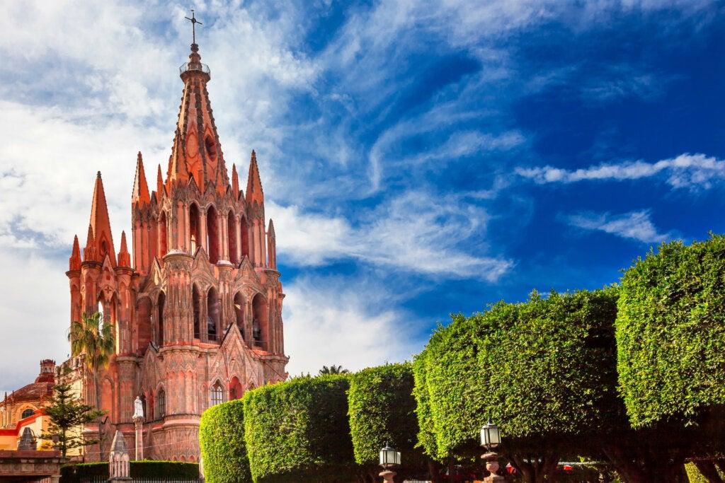Distinciones de la parroquia de San Miguel de Allende