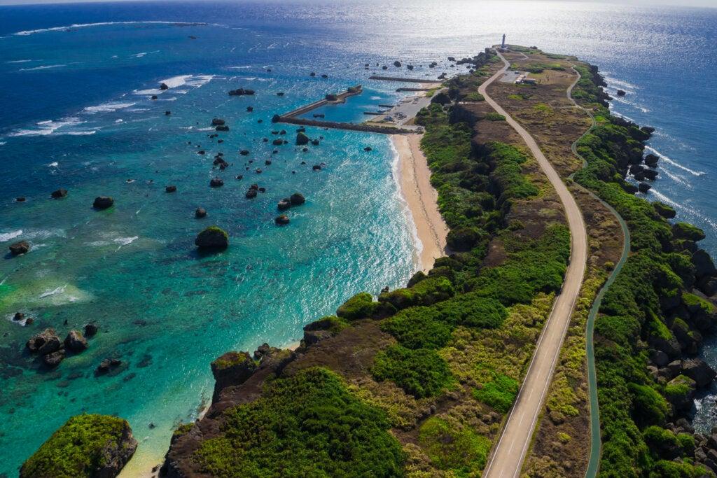 El origen de Okinawa
