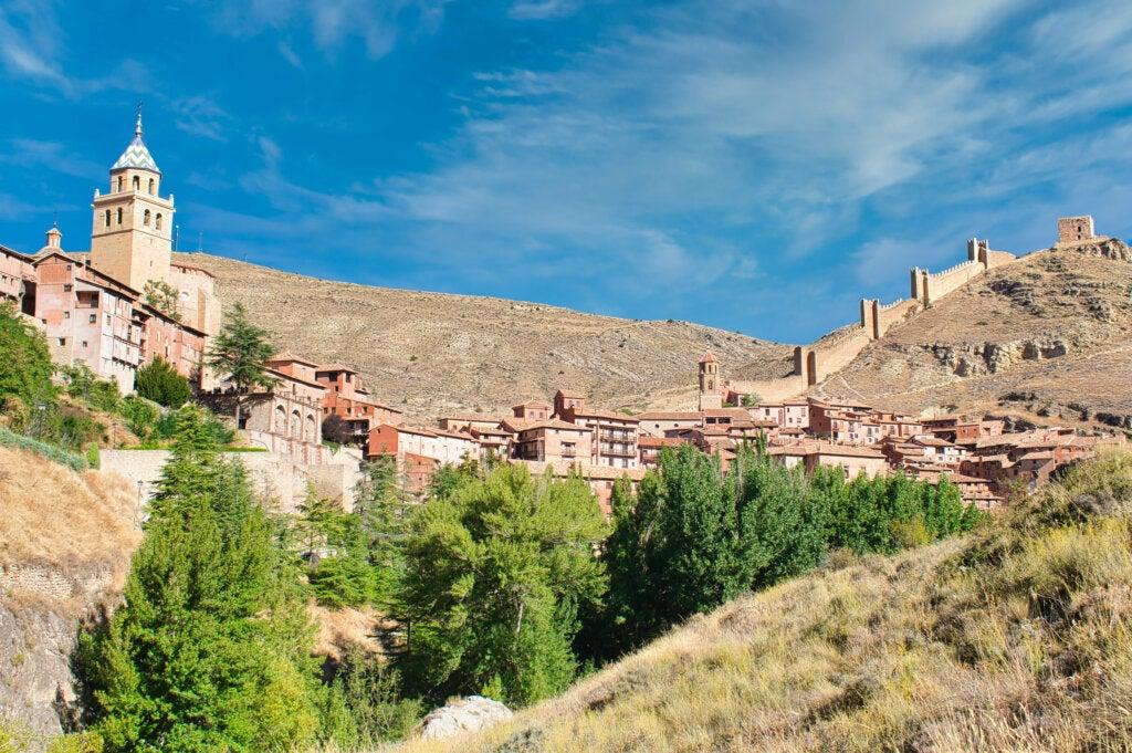 Conoce los pueblos más visitados de España: Albarracín