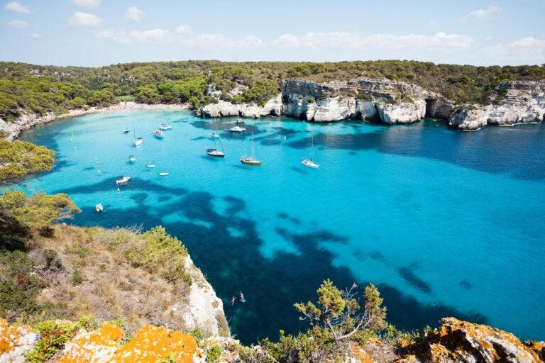 ¿Qué ver en las playas de Menorca?