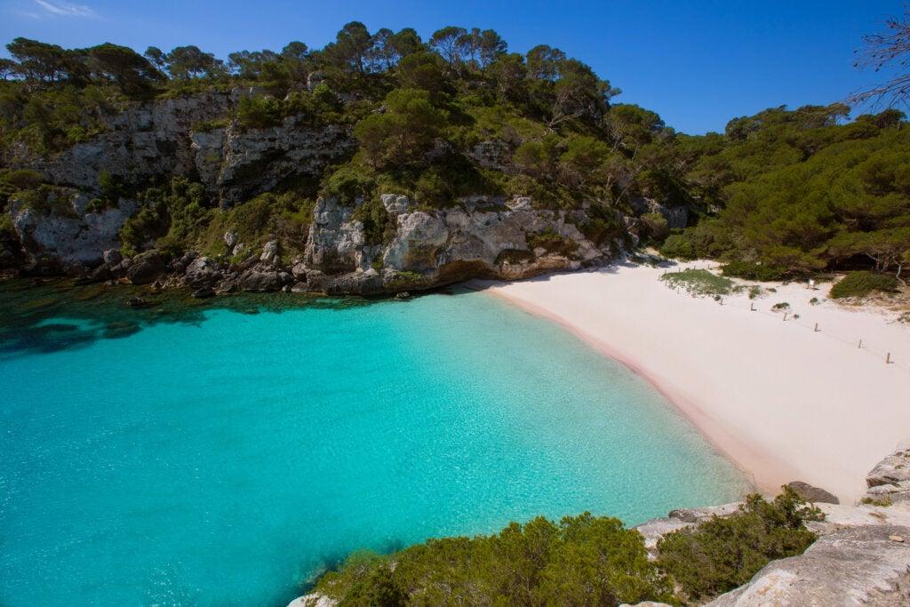 Macarella y Macarelleta, las playas de Menorca más populares