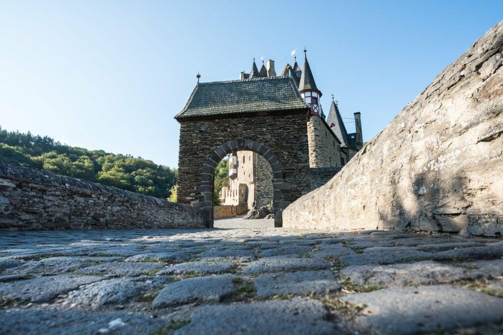 Breve historia del castillo de Eltz
