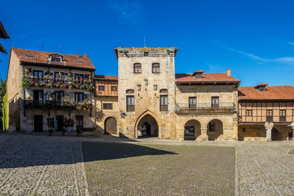Santillana del Mar: una joya en Cantabria