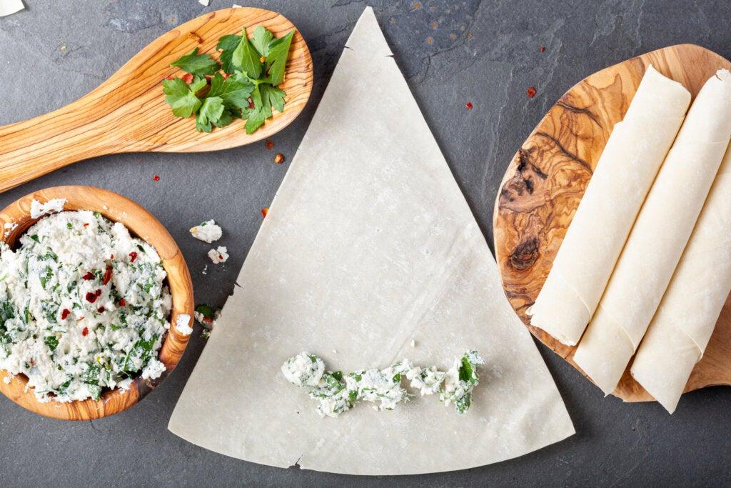 Los ingredientes de la gastronomía de Albania